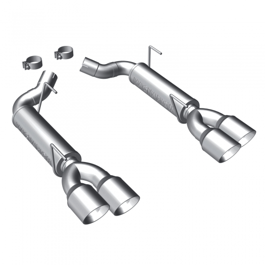 MagnaFlow Competition Series Stainless Axle-Back Exhaust System