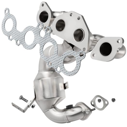 MagnaFlow Exhaust Manifold w/ HM Grade Catalytic Converter