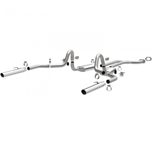 MagnaFlow Street Series Stainless Cat-Back Exhaust System