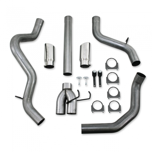 MBRP Installer Series Cool Duals Filter-Back Exhaust System