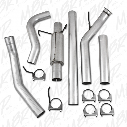 MBRP P Series Turbo-Back Exhaust System