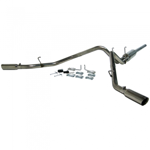 MBRP PRO Series Cat-Back Exhaust System