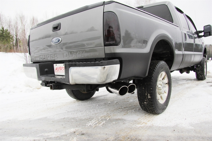 MBRP PRO Series Filter-Back Exhaust System