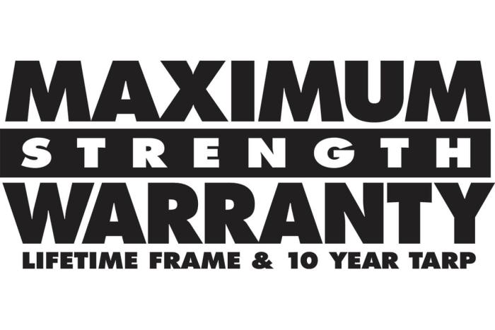 Maxium Strength Warranty