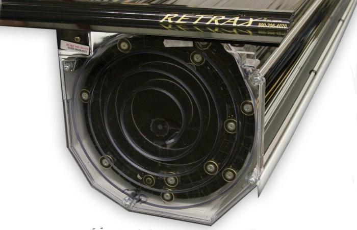 Retrax RetraxOne MX Retractable Tonneau Cover