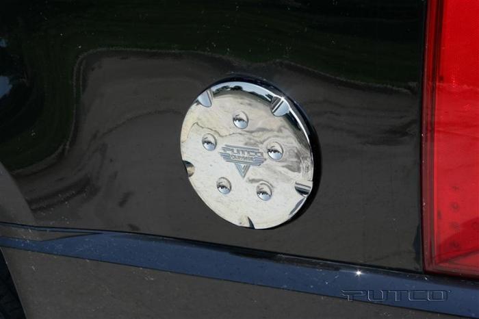 Putco Chrome Fuel Tank Door Covers