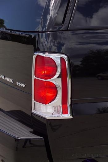 Putco Chrome Tail Light Cover Set