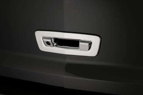Putco Chrome Tailgate & Rear Handle Covers