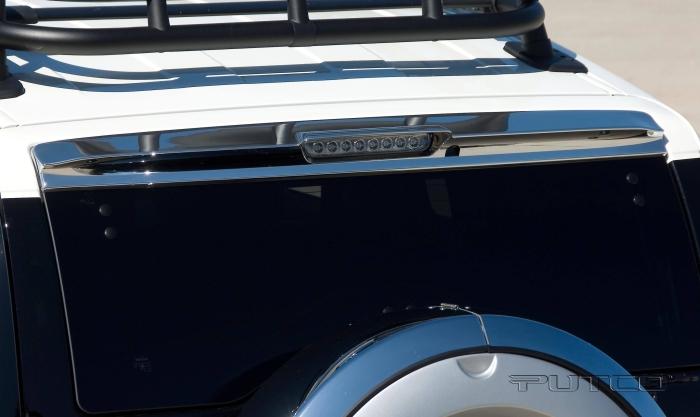 Putco Chrome 3rd Brake Light Cover