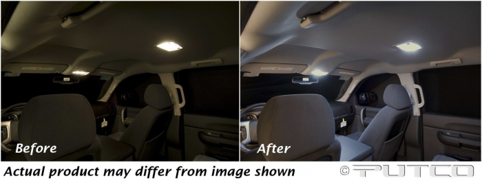 Putco Universal LED Dome Lights