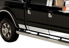 Putco Stainless Steel Rocker Panels
