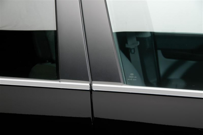 Putco Stainless Steel Window Trim Accent