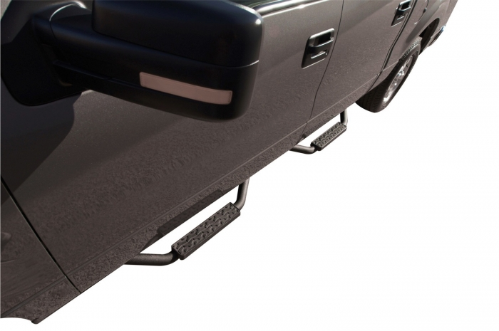 "Rampage Slimline 2"" Cab Length Step Bars"
