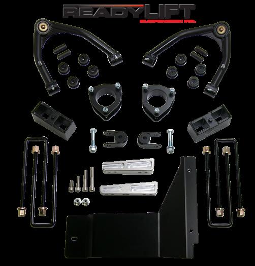 ReadyLift SST Suspension Lift Kit
