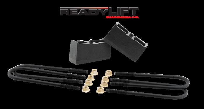ReadyLift Suspension Leaf Spring Block Kit