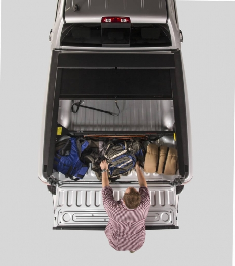 Roll-N-Lock Truck Bed Cargo Divider