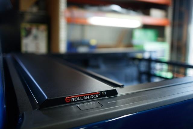 Roll-N-Lock E-Series Tonneau Cover