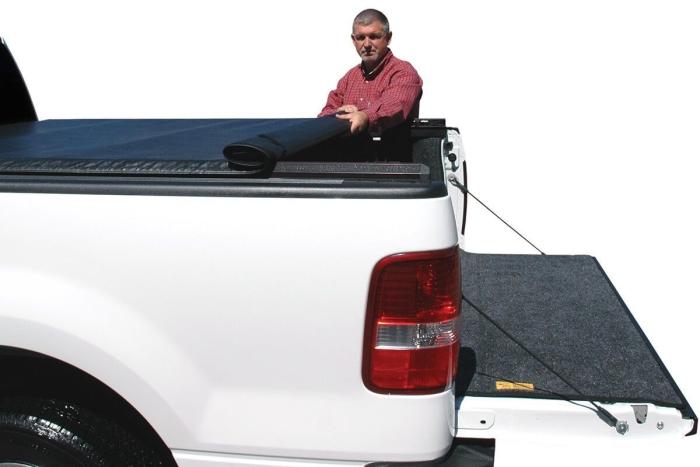 Extang Express Roll-Up Tonneau Covers