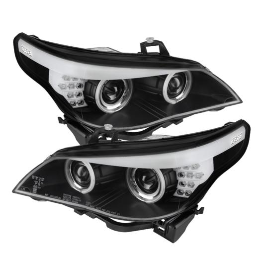 Spyder CCFL Halo Projector Headlights