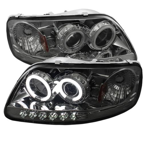 Spyder CCFL LED Projector Headlights