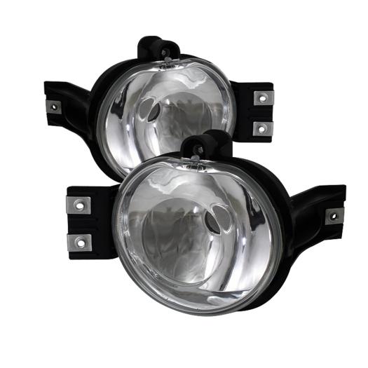 Spyder Crystal Fog Lights