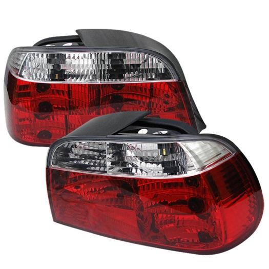 Spyder Crystal Tail Lights
