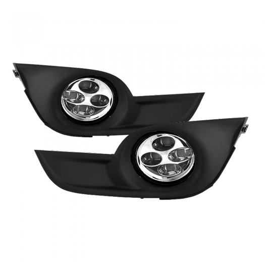 Spyder Daytime DRL LED Running Fog Lights