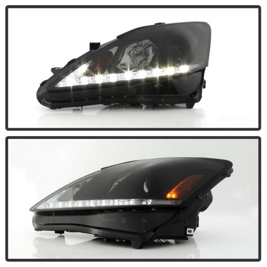 Spyder DRL Projector Headlights