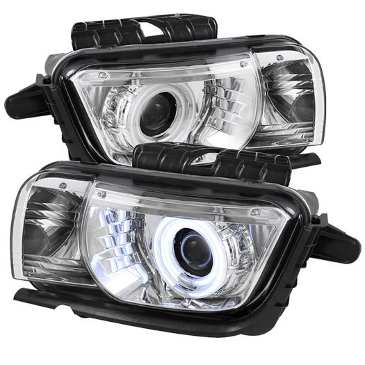 Spyder Dual CCFL Halo Projector Headlights