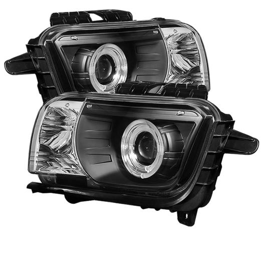 Spyder Dual Halo Projector Headlight