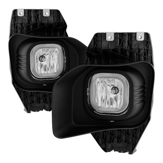 Spyder Fog Lights