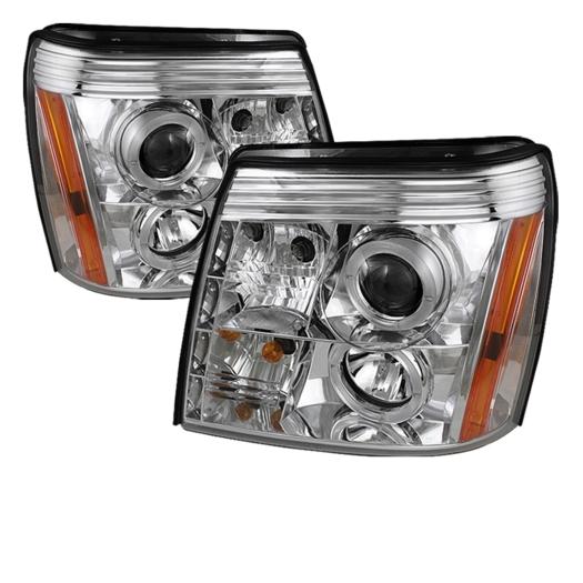 Spyder Halo DRL LED Projector Headlight