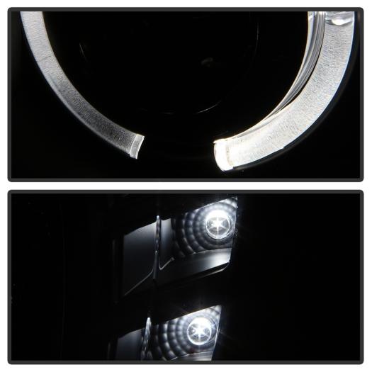 Spyder Halo LED Projector Headlights