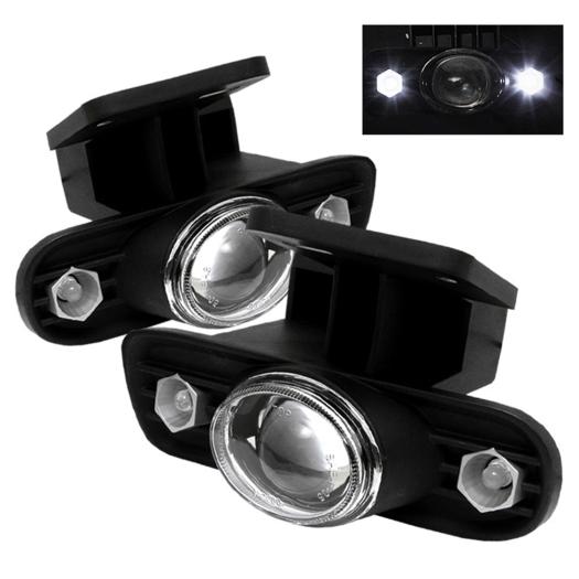 Spyder LED Projector Fog Lights