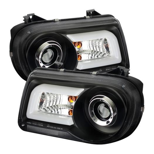 Spyder LED Projector Headlights