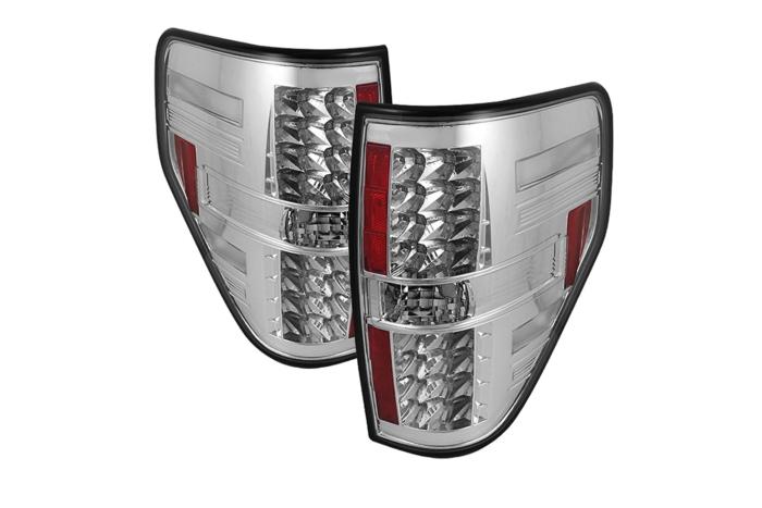 Spyder LED Tail Lights