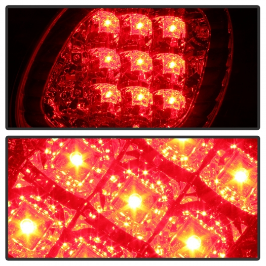 Spyder LED Trunk Tail Lights