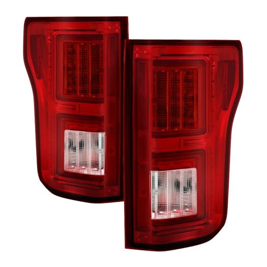 Spyder Light Bar LED Tail Lights
