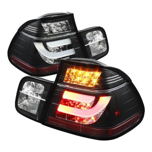 Spyder Light Bar Style LED Tail Lights