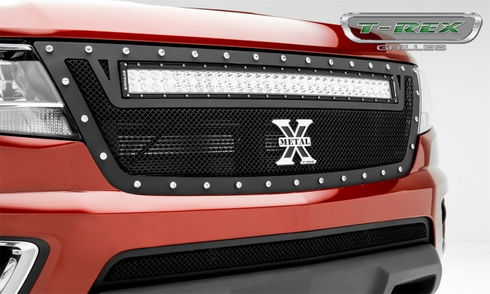 T-Rex Mesh Grille Assembly