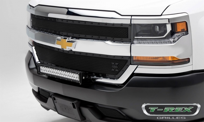 T-Rex Stealth Metal Grille
