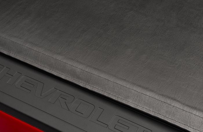 TruXedo Titanium Hard Rolling Tonneau Cover