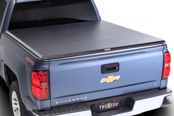 TruXedo TruXport Soft Roll-Up Tonneau Cover