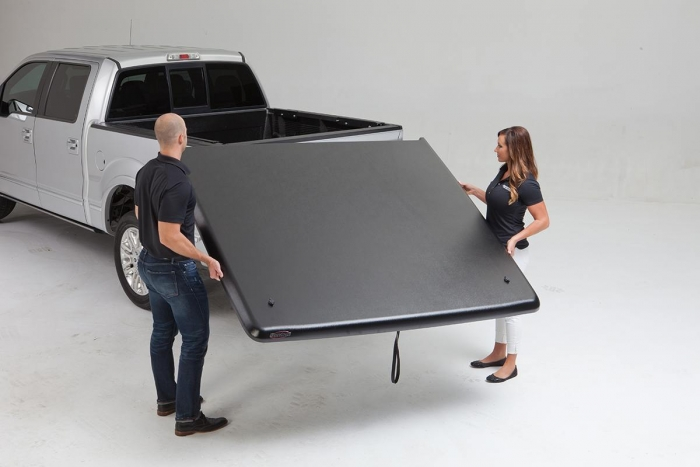 UnderCover Classic Hinged Tonneau Cover