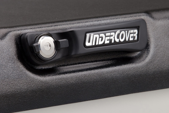 UnderCover Elite Hinged Tonneau Cover
