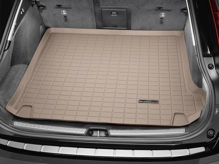 Weathertech 41969 Floor Mats For V90 V90 Cross Country Tan Cargo