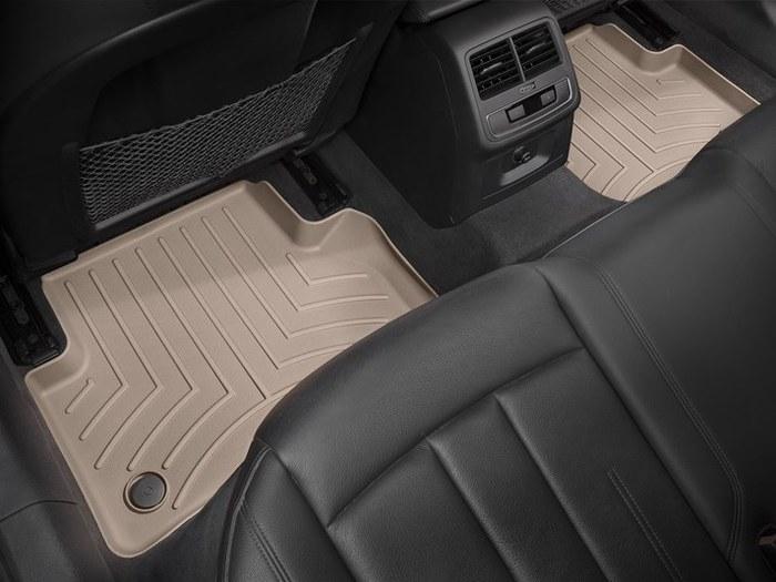 WeatherTech Audi A5 Sportback Floor Mats