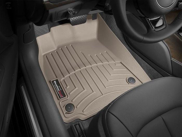 WeatherTech Audi A6 Quattro Floor Mats