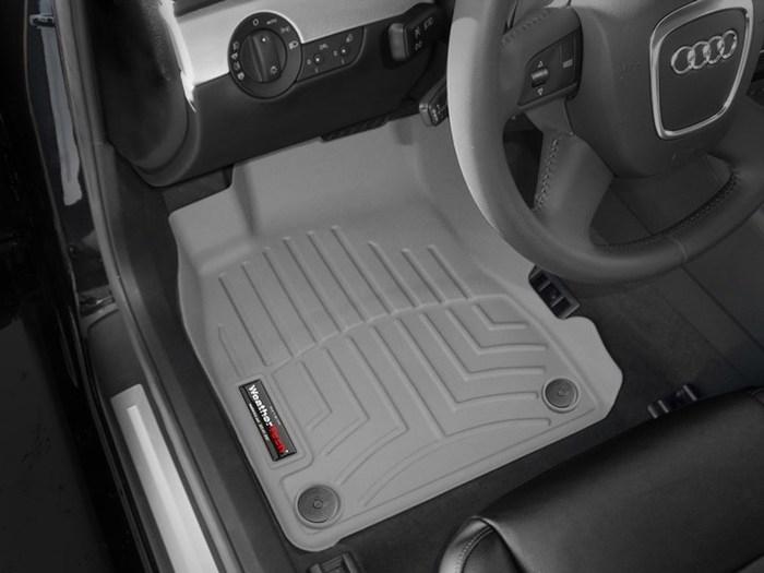 WeatherTech Audi RS4 Floor Mats