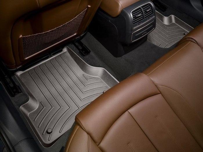 WeatherTech Audi S6 Floor Mats